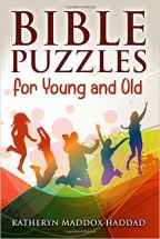 Bible Puzzles for Young And Old-Cover