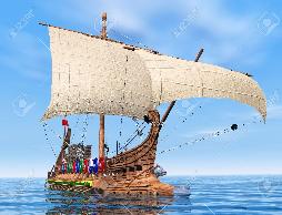 2-Sailing the Seas