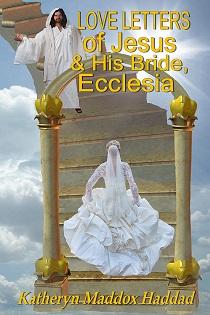 Love Letters of Jesus & his Bride, Eccelsia-THUMBNAIL