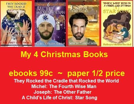 CHRISTMAS Books-FB