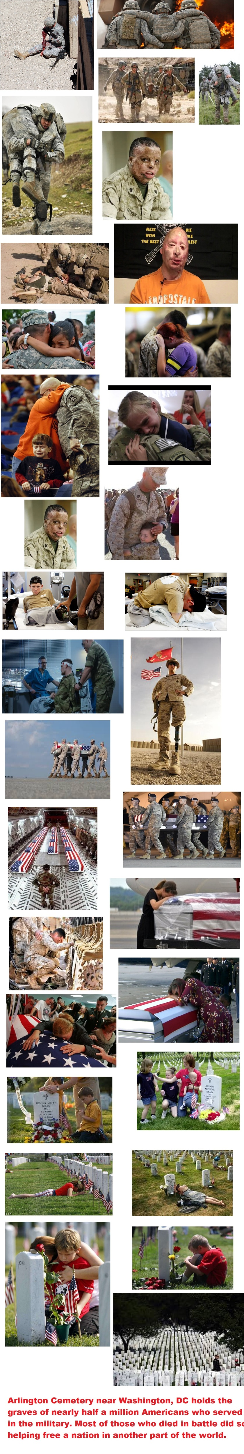 US COST COLLAGE to help other nations