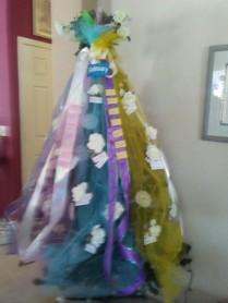 Year-round tree